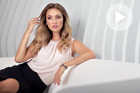 BUSINESS WOMAN: Preparati con me   Trasforma il tuo makeup da giorno a notte in 5 minuti