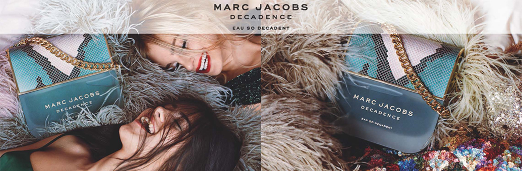 MARC JACOBS Eau So Decadent eau de toilette per donna