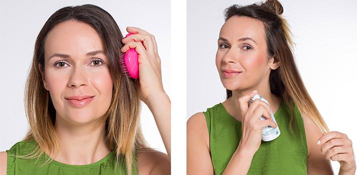 Come arricciare i capelli 2