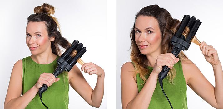 Come arricciare i capelli 3