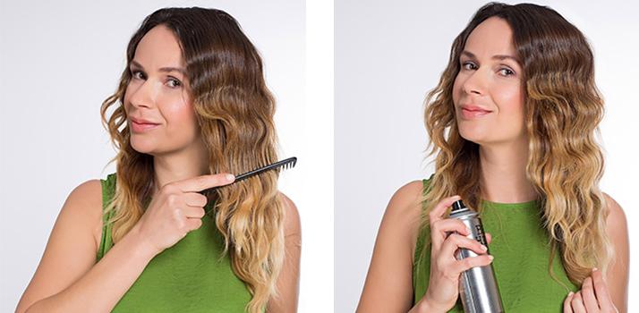 Come arricciare i capelli 4
