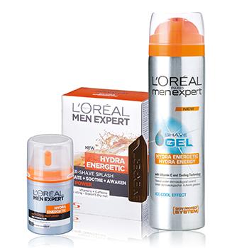 L'Oréal Paris Per uomo