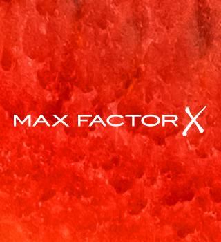 -20 % su Max Factor
