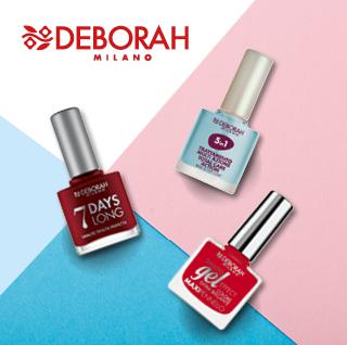 Smalto per unghie Deborah Milano